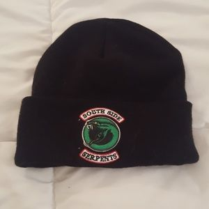 Riverdale South Side Serpents beanie